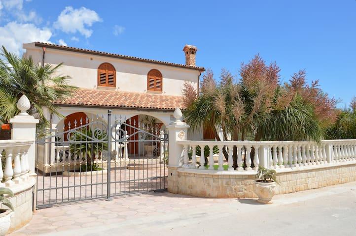 Splendido Appartamento in Villa a Marzamemi - Fondo Morte - Wohnung
