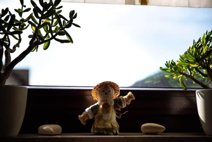 Rebis Ferienwohnung, (Oppenau), 4-Raum-Wohnung, 63qm, 1 Schlafzimmer für 1-2 Personen