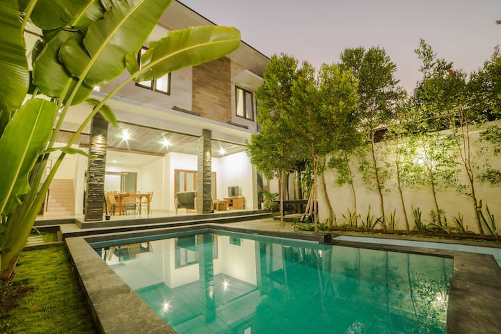 LONGSTAY SPEC RATE ☼ SEMINYAK3 BR Pool Villa☼