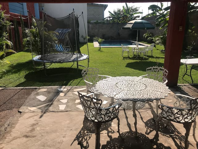 Cocoyoc casa el Chapulin