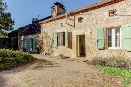 Historic holiday home from 17th century with peace and privacy in the forest.