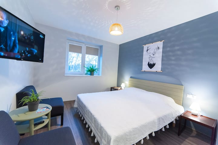 Double or private room N1