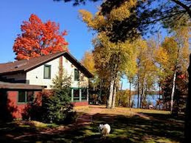 Clam Lake Lodge and Wapiti Cabin