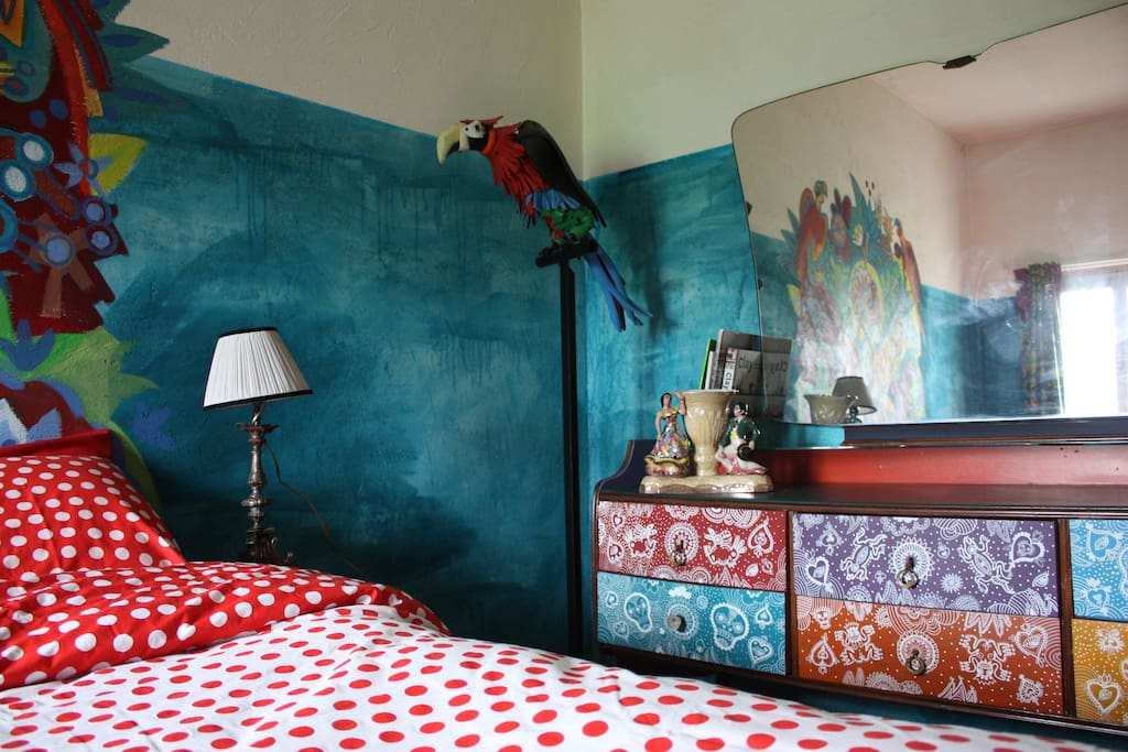 mexican bedroom