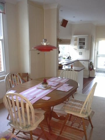 Terraced home in a conservation area. - Hull - Bed & Breakfast