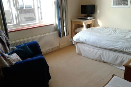 Spacious Single room London 40 mins - Shefford - Dom