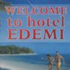 Hotel Edem is the host.