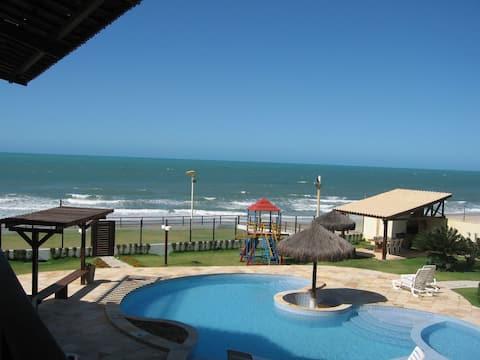 Impresionantes vistas al mar, frente a la playa, orientado a la familia