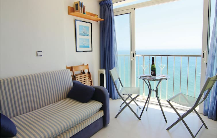 Holiday apartment with 1 bedroom on 35 m² in Platja D'Aro