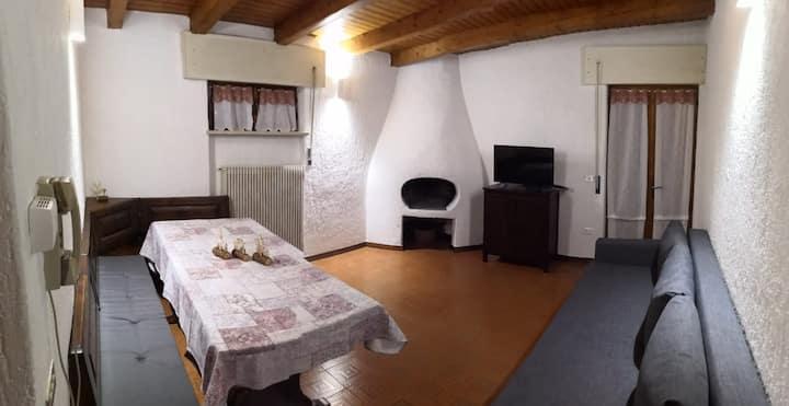 Appartamento altopiano di Asiago (tanne haus)