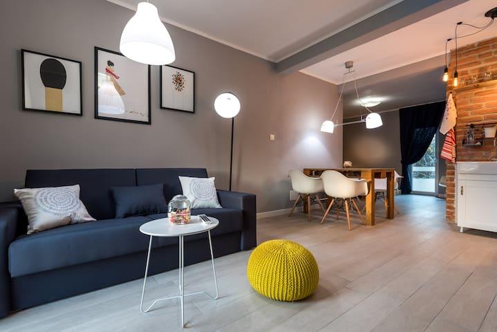 Studios Slaven - Deluxe Studio - Plano - Apartemen