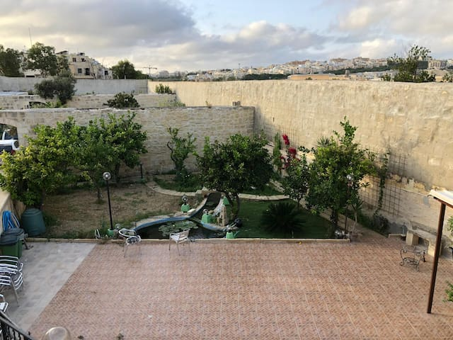 Spacious 2 Bedroom Villa with large garden- Lija