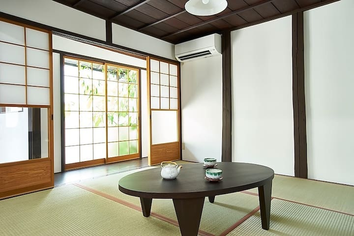 Authentic Machiya House 6 min from Imperial Palace