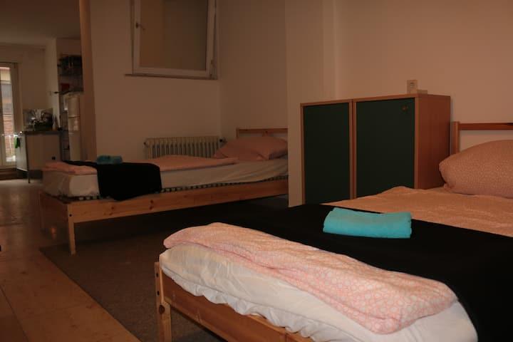 Appartement für Zwei