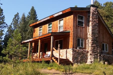 Timber Valley Cabin