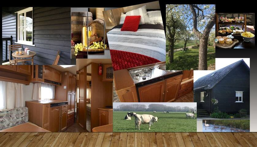 The Comforts of a private stay or caravan rental