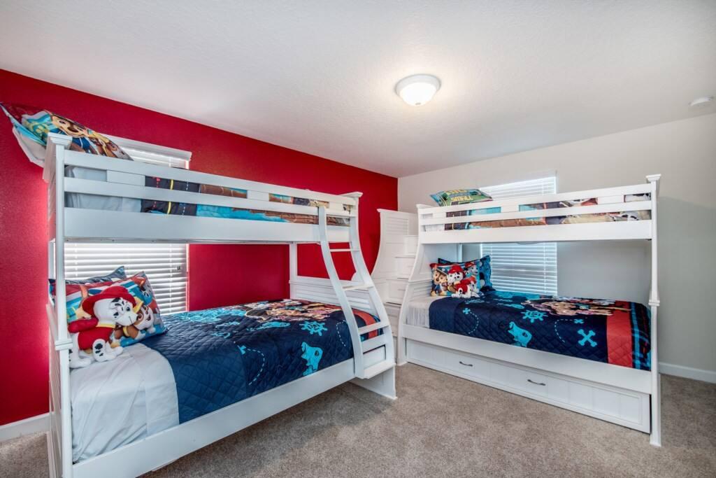Bedroom of children