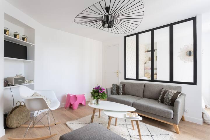 Airbnb Paris Vacation Rentals Places To Stay île De