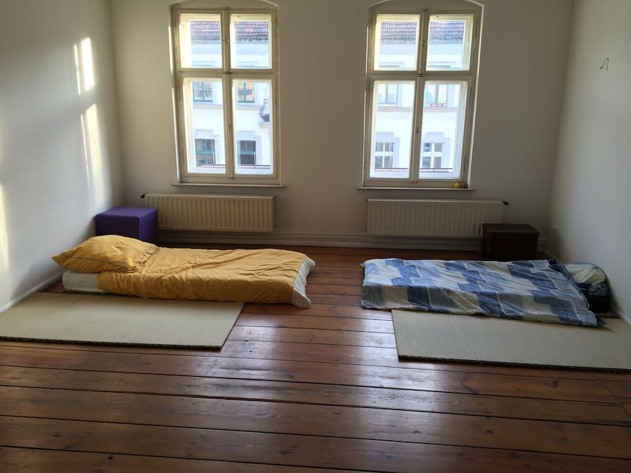 Second room for sleeping or Yoga