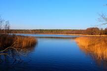 Mehr Seen in Himmelpfort.