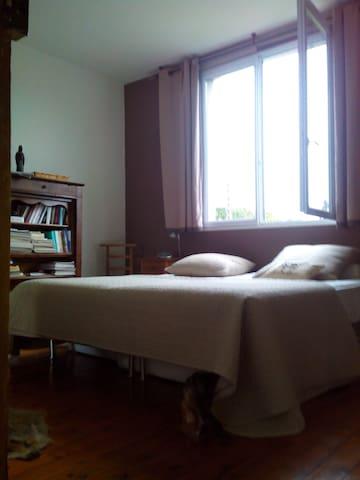 Une chambre comme chez soi avec le petit déjeuner - Senlis - House