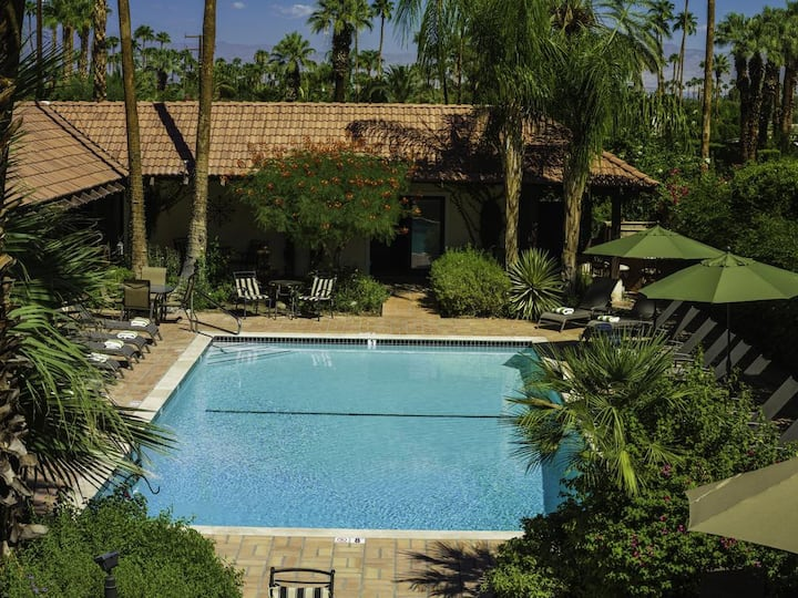 La Maison  Palm Springs - Deluxe King Room #3