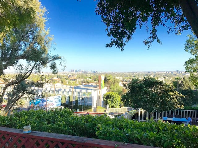 West Hollywood Hills Home -  centrally located