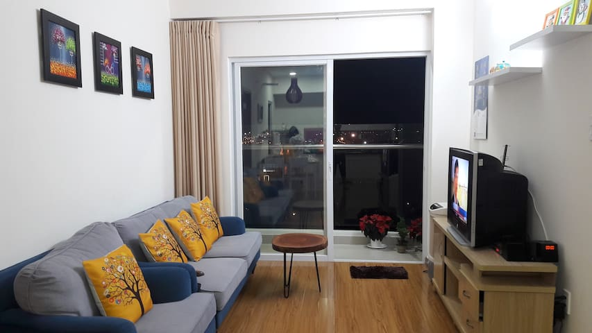 Japanese standard apartment in central 9