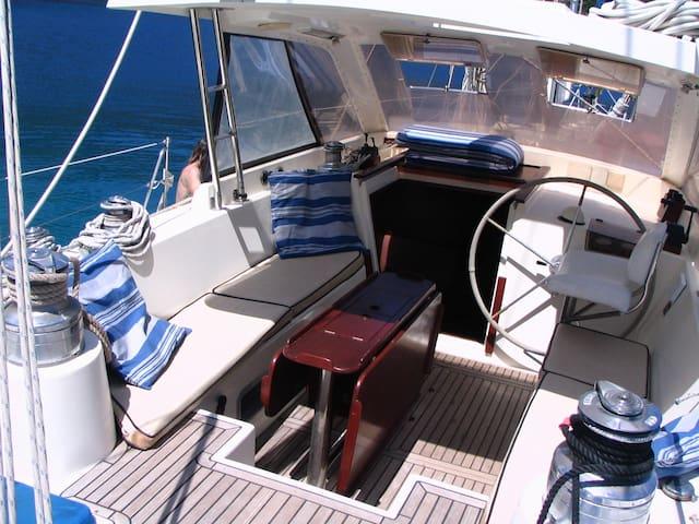 Voilier de 18m à Gruissan - Gruissan - Boat