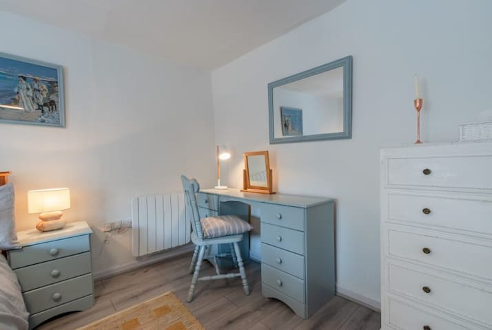 Dresser in the downstairs main bedroom