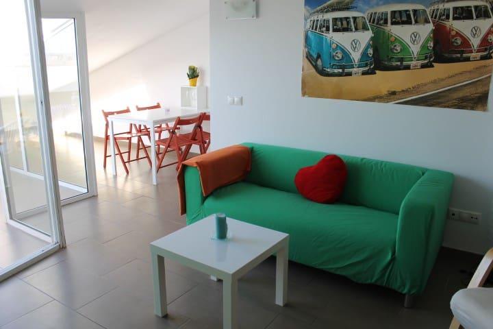 ÁTICO CENTRO TERRAZA - Ciutadella de Menorca - Apartment