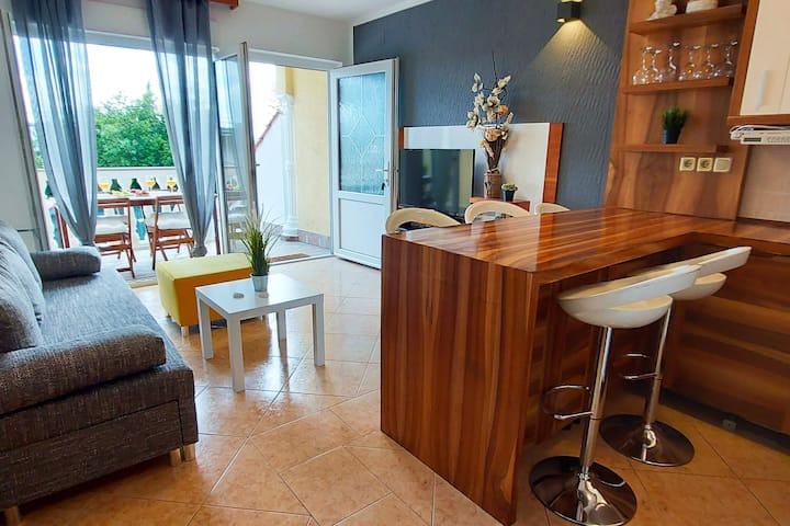 Luxurious Apartment in Kvarner by Sea