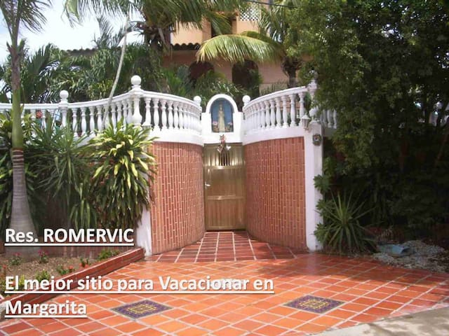 Vacation Apartments in Isla de Margarita.