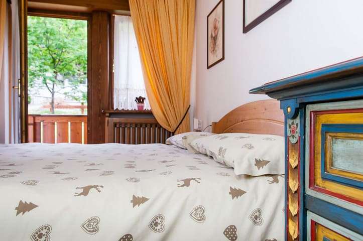 ..find yourself in the middle of nature... - Cortina d'Ampezzo - Bed & Breakfast