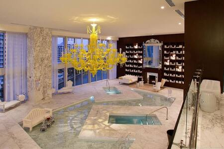 Amazing & Luxurious W Icon Brickell 1 BED - Miami - Lejlighed