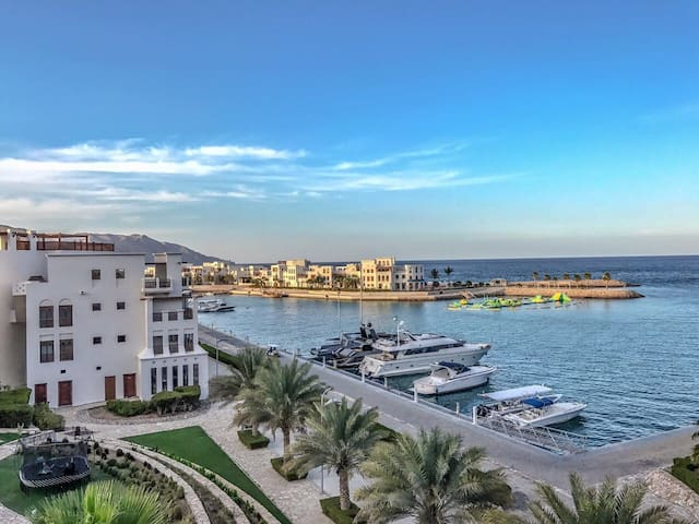 2 Bedroom Apartment with Sea View in Jebel Sifah