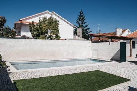 Casa da Avó Maria, near Nazaré, Pool