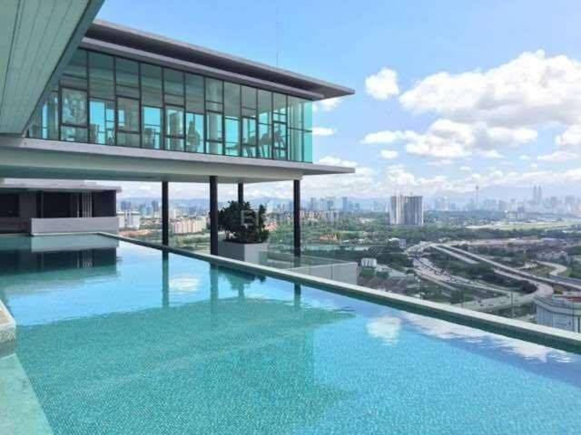 Exclusive Private Room & Bath with Wifi, Gym&Pool - Kuala Lumpur - Kondominium