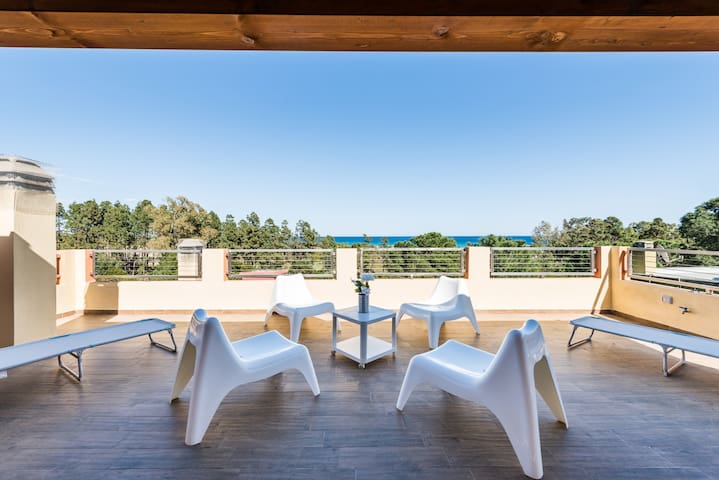 ☀️ Cala Sinzias - Charming Villa by the Sea + WiFi