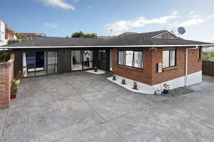 Home away from home - Auckland - Aamiaismajoitus