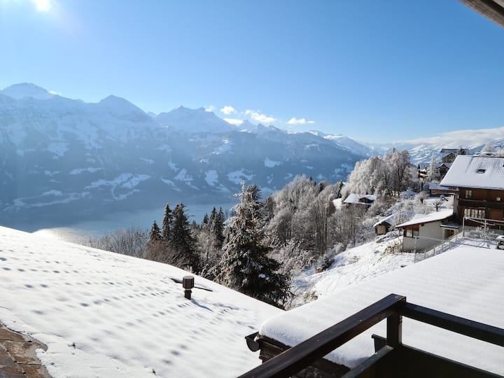 Chalet Lilo 2 Zimmer top mountain view