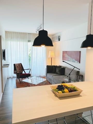 Beautiful and sunny apartment in Palermo