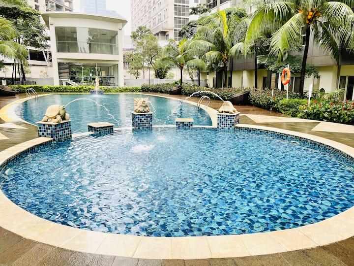 Cozy Silkwood Apartment @ CBD Alam Sutera