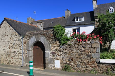 Fisherman's house, close to town and beaches - Étables-sur-Mer