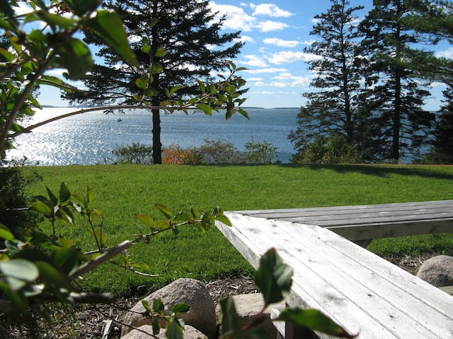 Pinelodge Cottage - Quiet peaceful setting on MDI