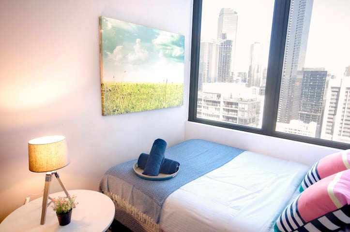 Modern Studio in Melb CBD with Full Facilities 21 - Melbourne - Apartment
