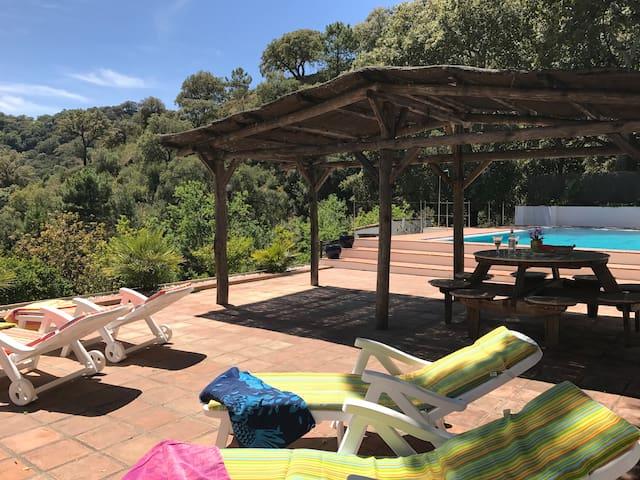 A Tranquil Haven in Sierra Bermeja Natural Park