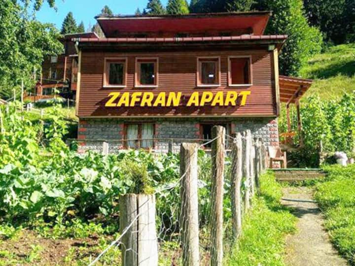 Zafran Apart Ayder