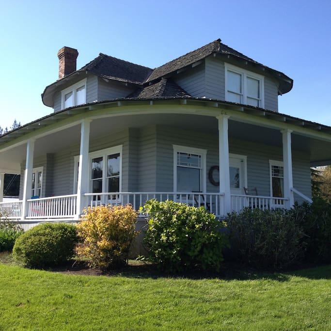 farmhouse, built in 1903