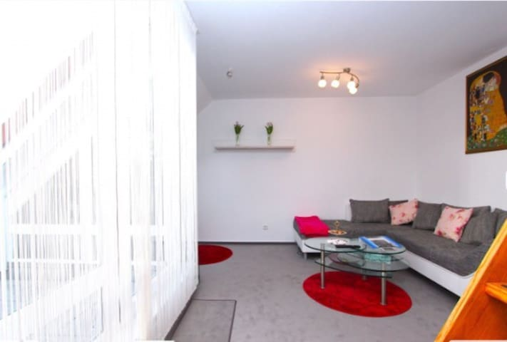Excellent location for travelers and visitors - Hannover - Apartamento